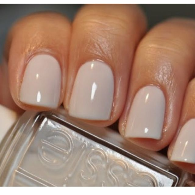 Marshmallow by Essie | My Style | Pinterest | Marshmallow, Make up ...