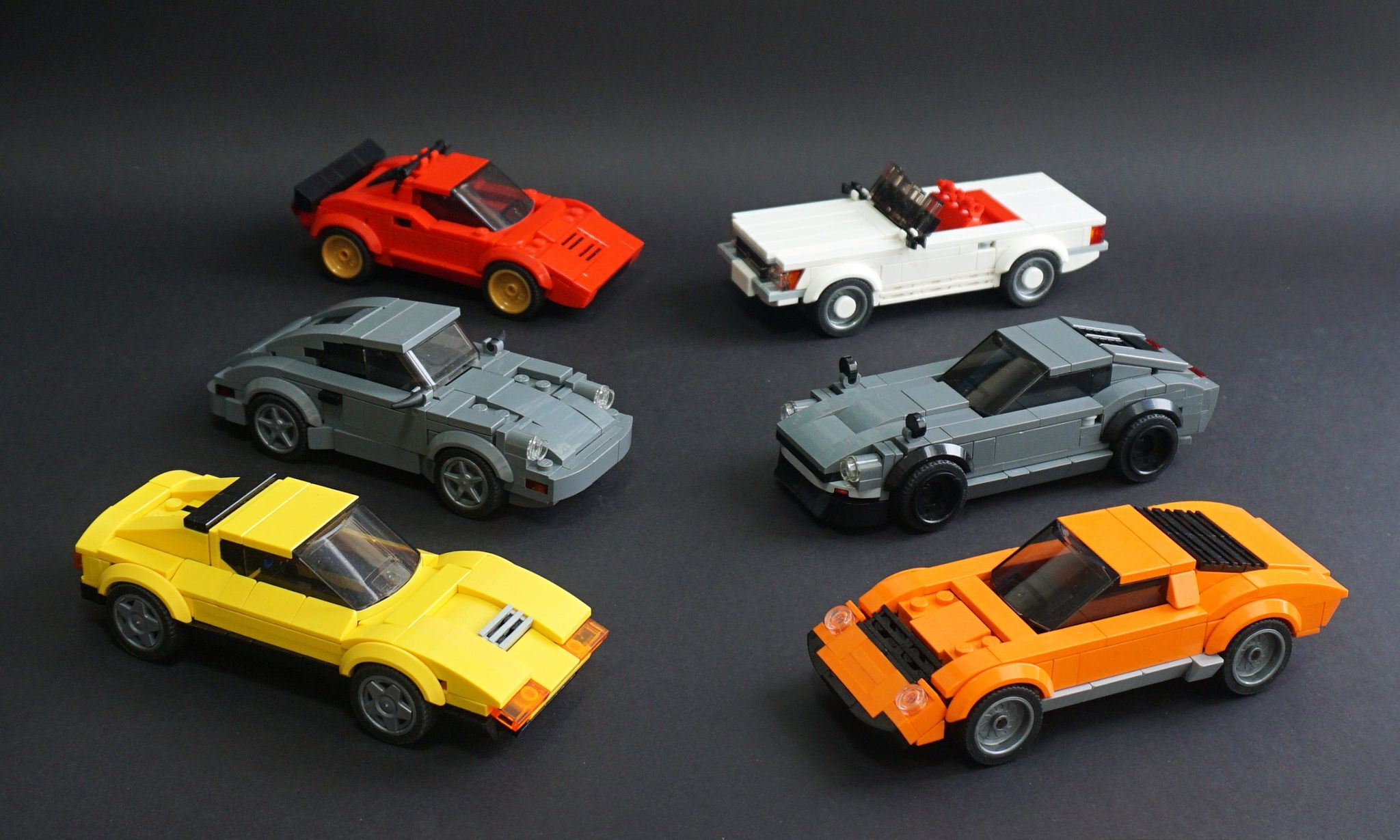 Lego Speed Champions for Adults 01 Lego speed