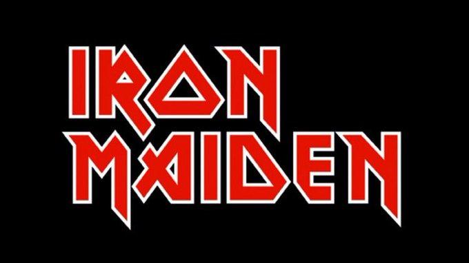 Iron Maiden Busqueda De Twitter Twitter Metal Band Logos Rock Band Logos Band Logos