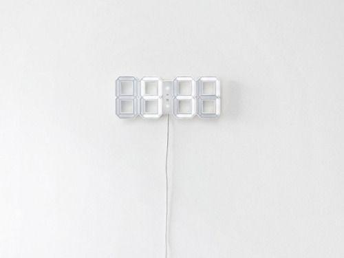 maliara:Digital LED clock