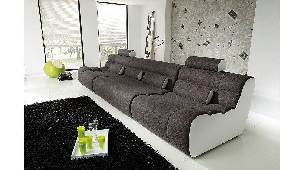 Big Sofa Kuba Couch Designer Couch Grosse Sofas Sofa