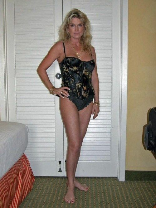 Milf coming on to you