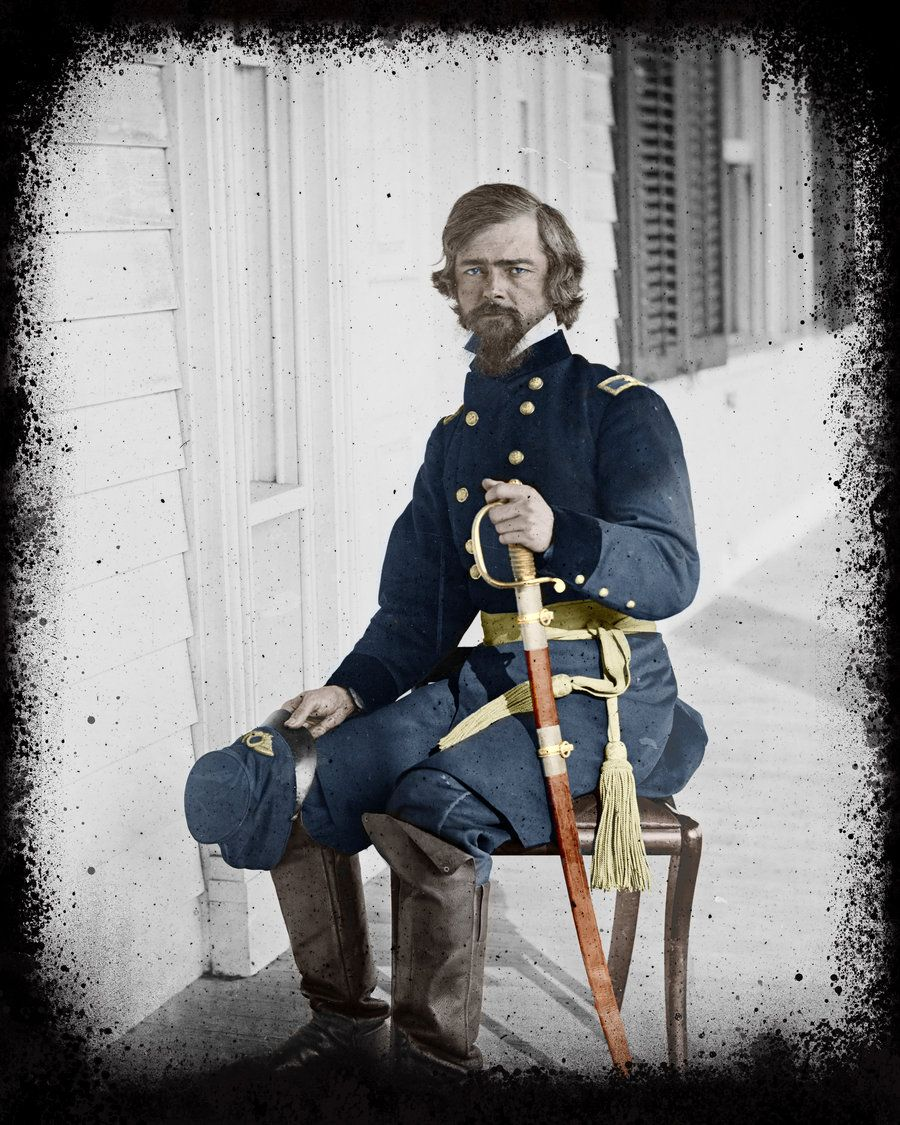 Union General Isaac Ingalls Stevens Kia American Civil War Civil War Generals Civil War Photos