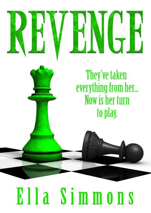 book cover design (a way to use a chess board)  | Layout