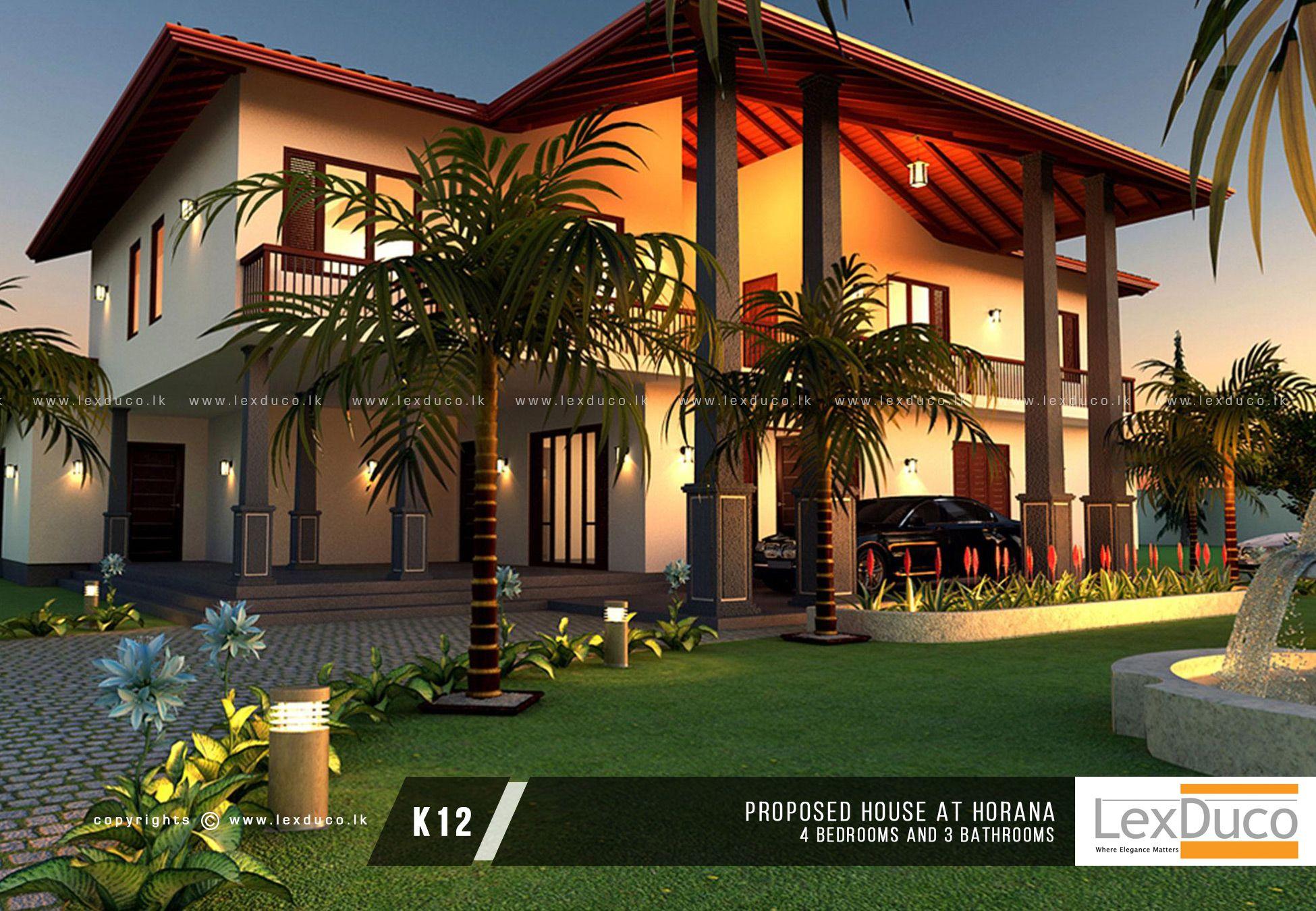 houses image by Asanka Mudannayake | Two storey house ...