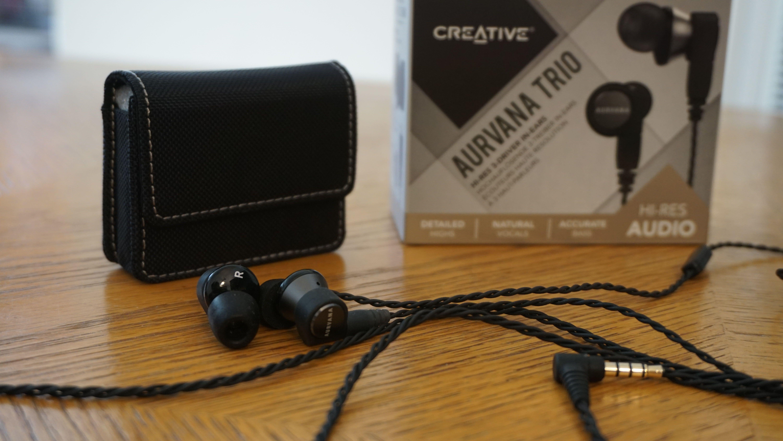 c6606280c4d Creative Aurvana Trio In-Ear Headphones | tech-digi.com | Best ...