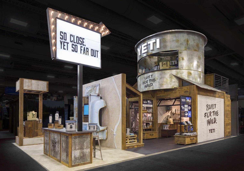 Portfolio Of Custom Trade Show Exhibit And Booths
