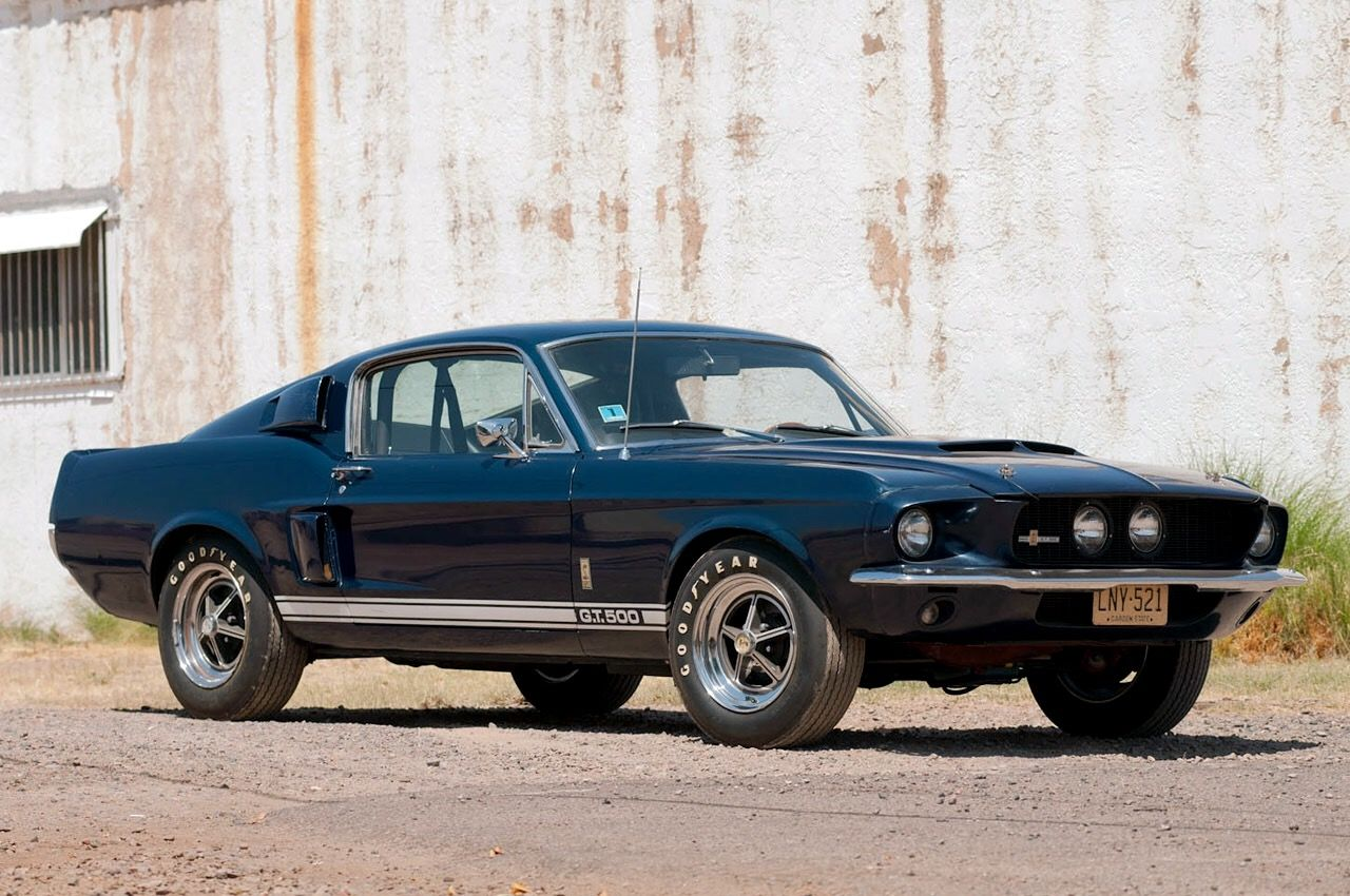 1967 Shelby Mustang Gt500 Original Paint And Body 427 V8 4 Speed Transmission Shelby Gt500 1967 Shelby Gt500 Ford Mustang Shelby Gt500