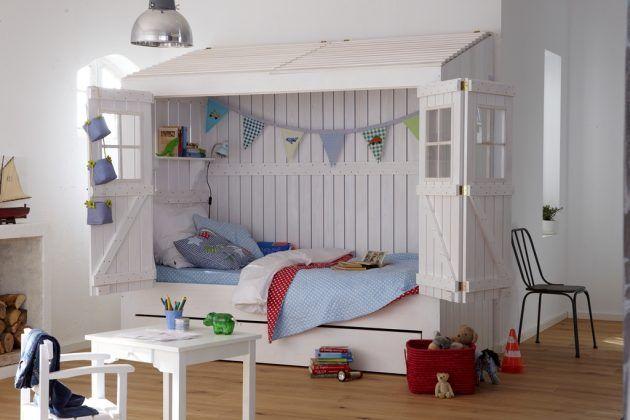 Schöne Kinderbetten planen Sie einen traumhaften Platz