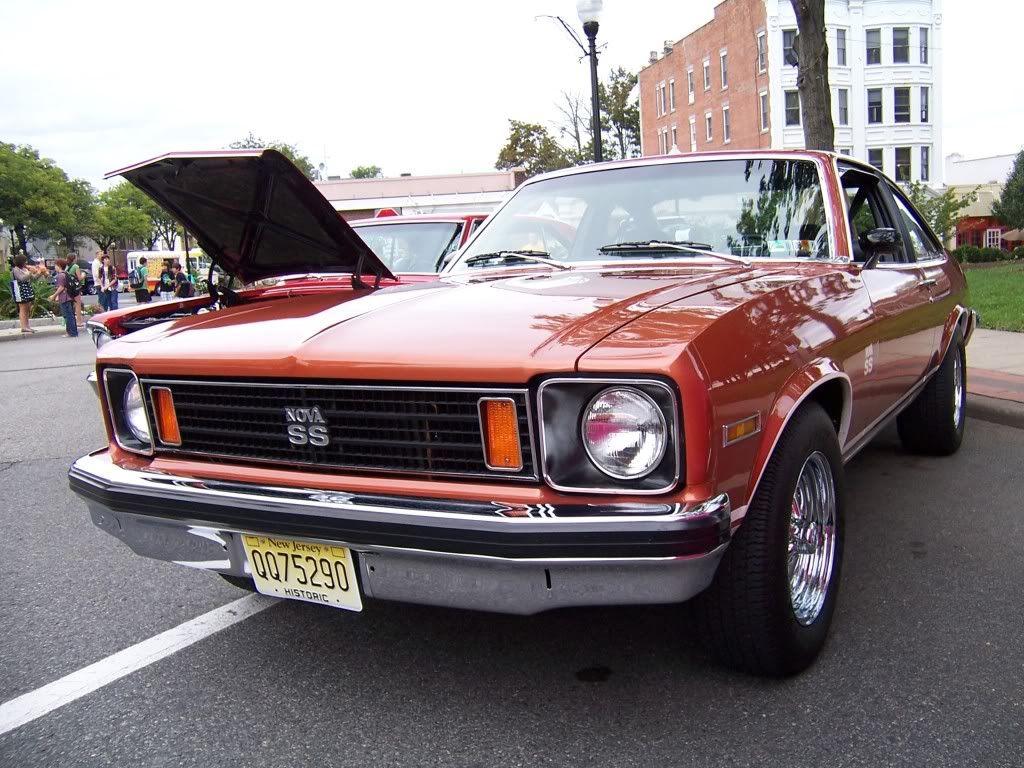 GenuineSS 1975 Nova Custom, Super Sport Chevy Nova