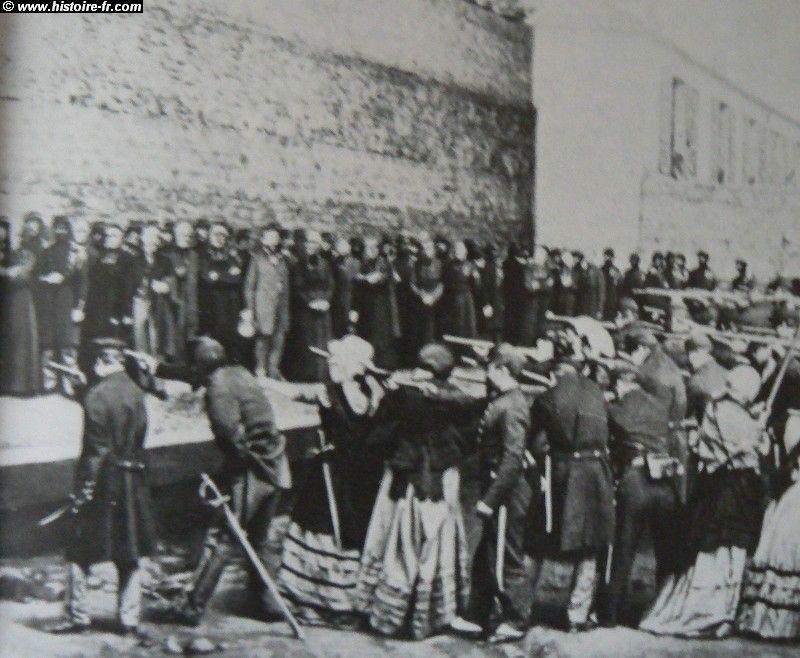 La commune de Paris (mars à mai 1871) | Commune de paris, Vieux paris, Paris  photo