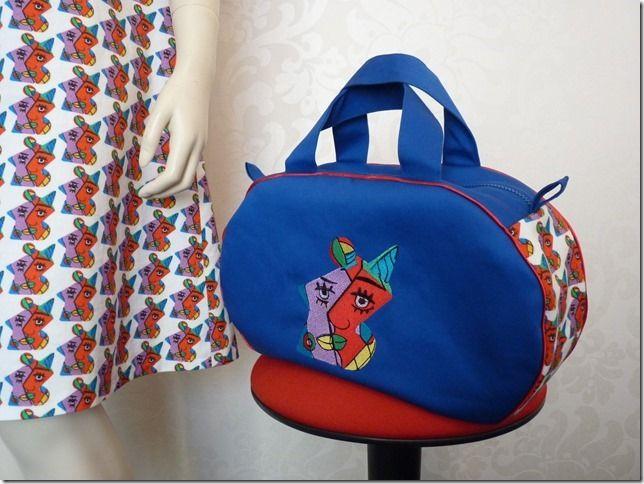 Rosalie door Tialda Strikwerda (patroon uit 'Mijn tas')