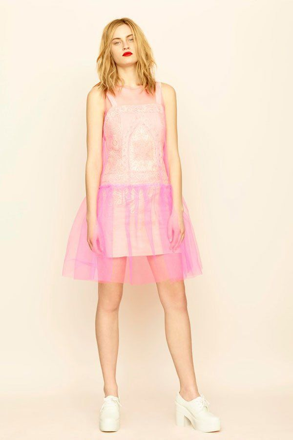 ASOS Steps Up to the Occasion for \'Salon\' S/S 2013 Collection | Mi ...