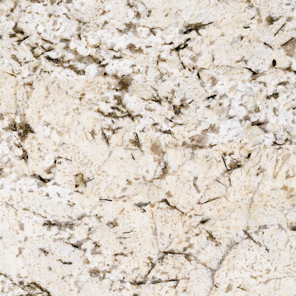 Stonemark 3 In X 3 In Granite Countertop Sample In White Sand P Rsl Whtsnd 3x3 The Home D In 2020 Granite Countertops Granite Countertops Kitchen Stonemark Granite