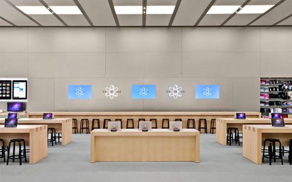 Apple Genius Bar Apple Store Design Apple Store Retail Store Interior