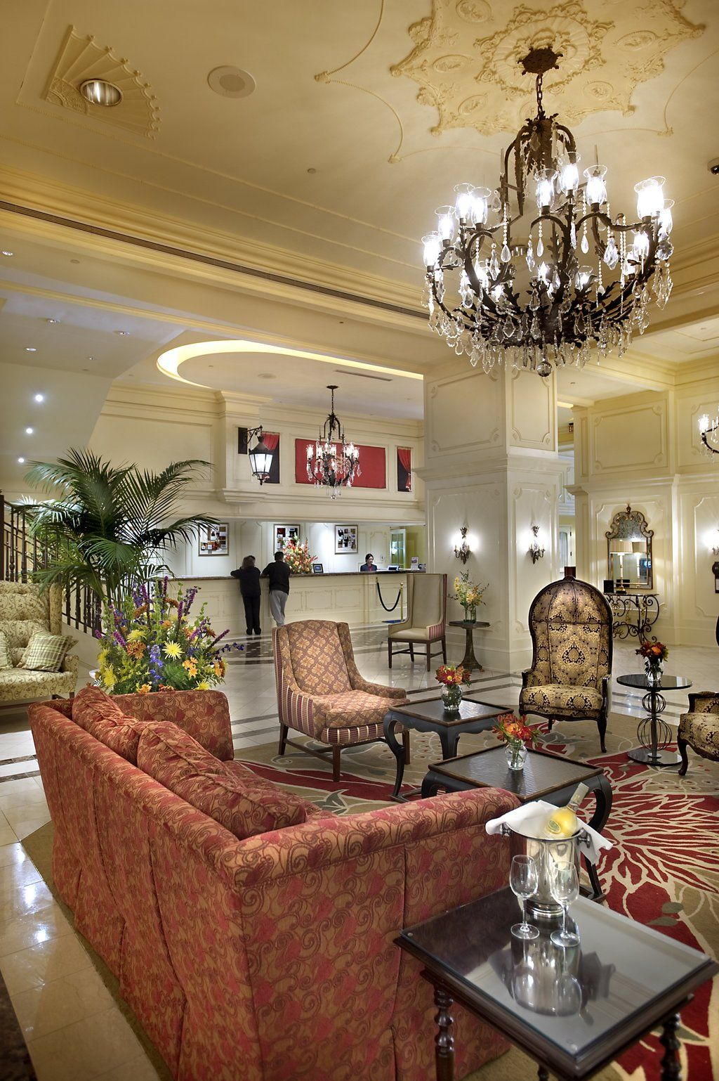 Astor Crowne Plaza New Orleans Hotel Reviews This Elegant 14