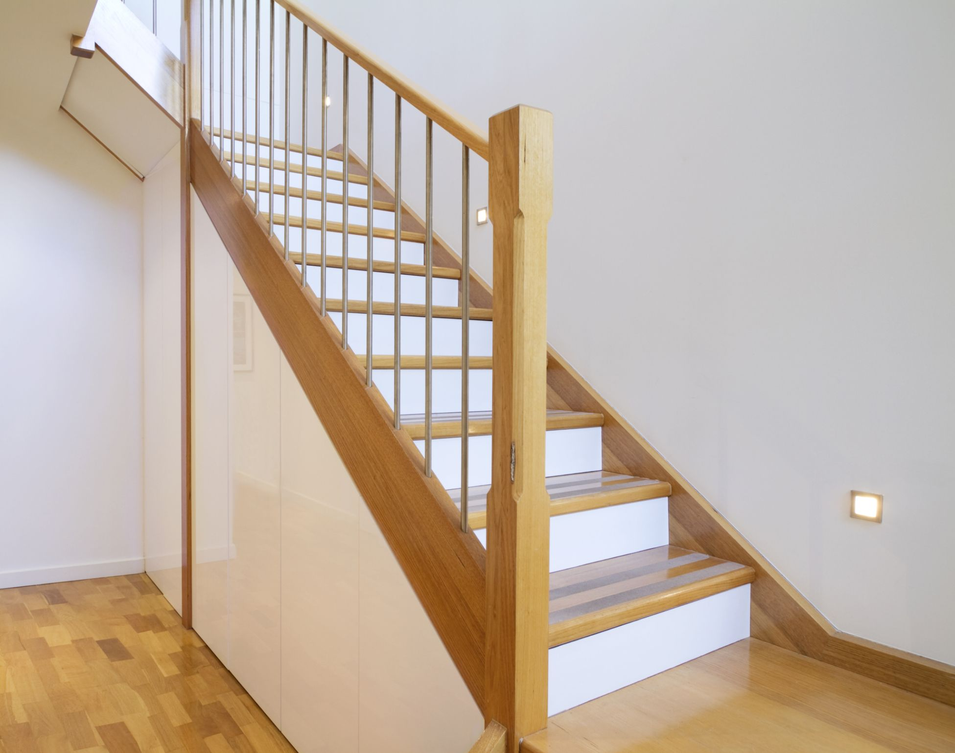 Best What Kind Of Paint Do You Use On Interior Stairs 400 x 300
