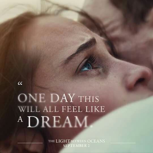 Michael Fassbender And Alicia Vikander In The Light Between Oceans 2016 The Light Between Oceans Ocean S Movies Ocean Quotes