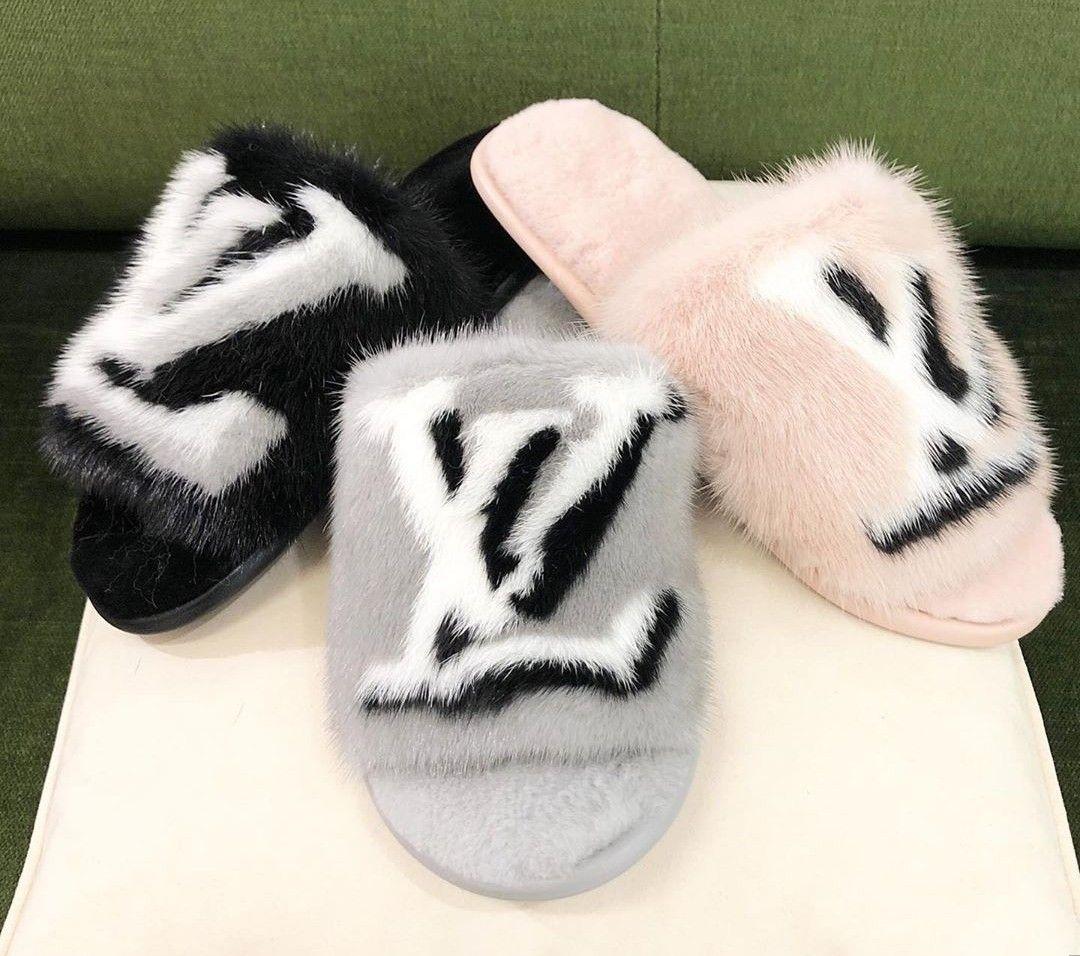 Park Art My WordPress Blog_How To Make Chanel Fur Slides