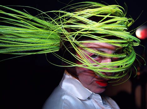 Isabella Blow.....a woman on the edge....fascinating!!