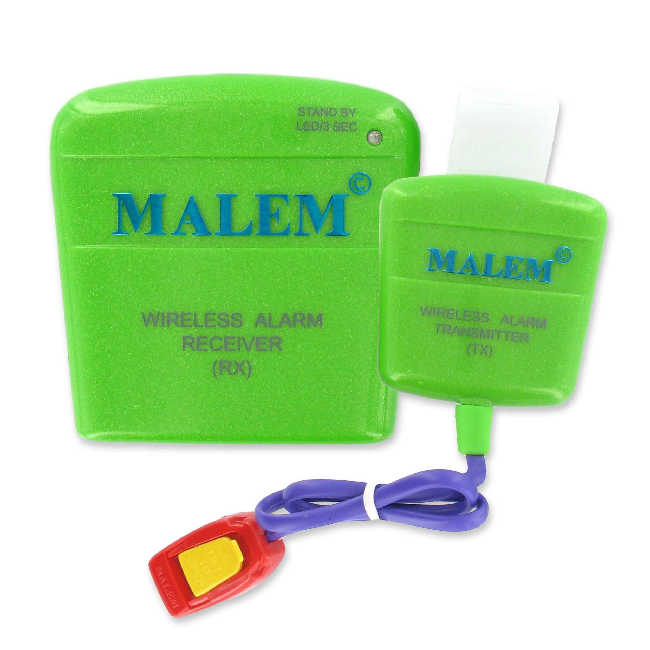 Malem Wireless Bedwetting Alarm System Bed wetting