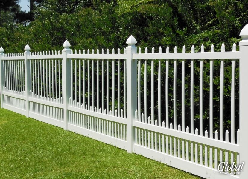 Puppy Picket Vinyl Fence For Your Dog Puppy Vinyl Fence Vinyl Picket Fence Vinyl Fence Wood Fence