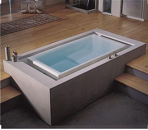 Dang Cool Infinity Edge Bathtub By Kohler Architecture