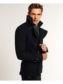 Collection Male Peacoat Pictures - Reikian