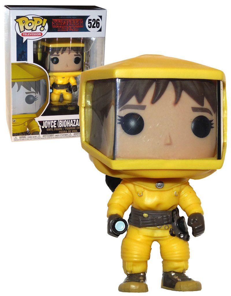 690e04db9b3 Funko Pop! Television Stranger Things NETFLIX Joyce (Biohazard Suit) #526  Target Exclusive