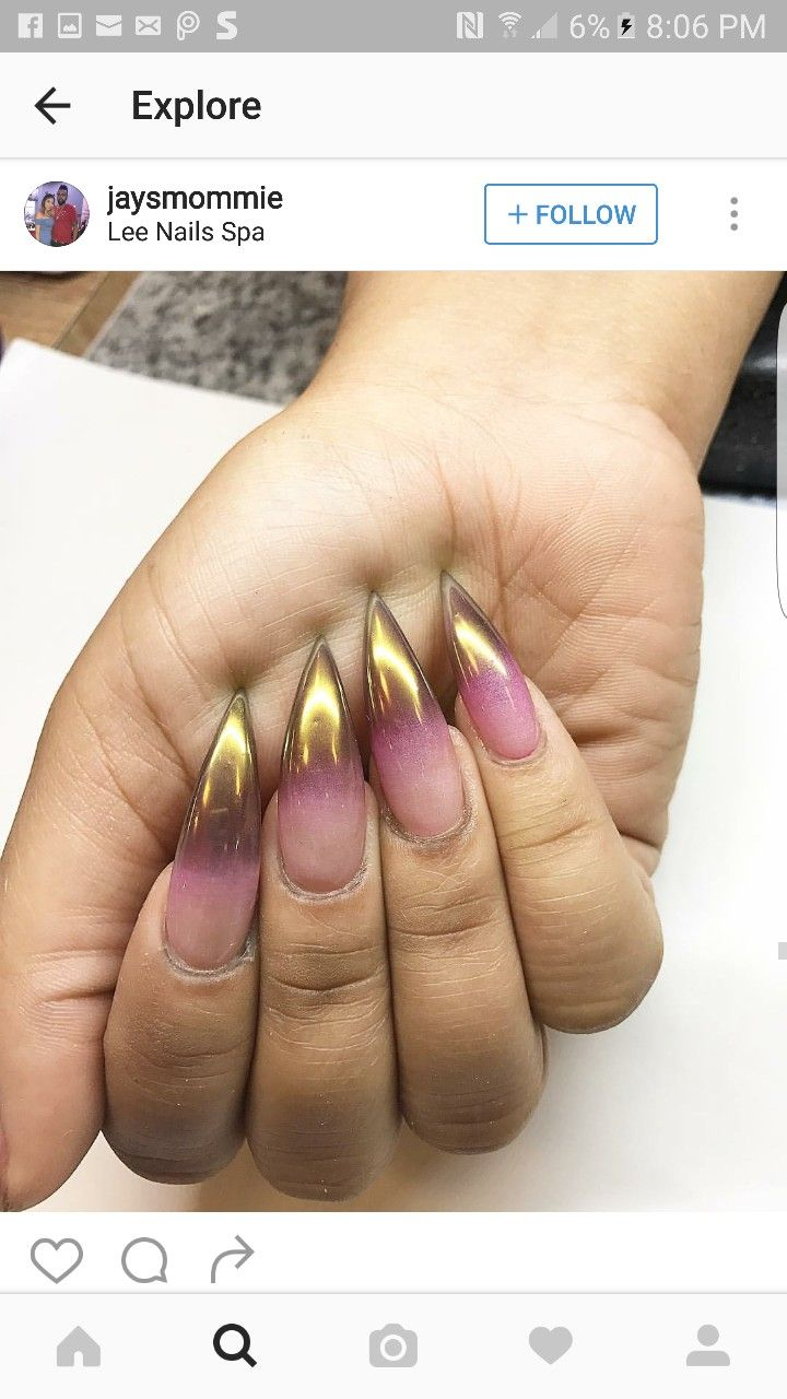 Pin by Stephanie Edson on Rhinestones on Nails | Pinterest | Crazy ...