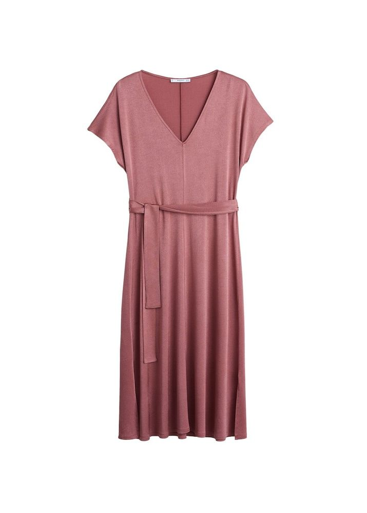MANGO Kleid Damen, Pitaya, Größe 36 in 2019 | Kleider ...