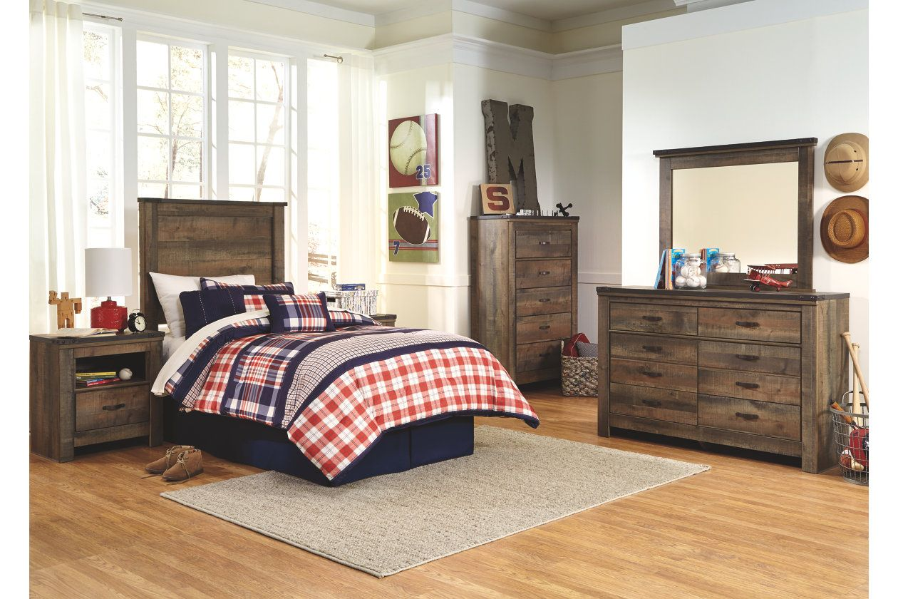 trinell twin panel headboard ashley furniture homestore aiden s
