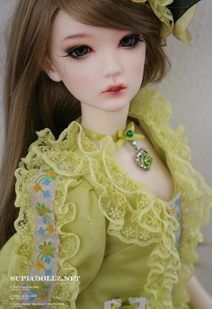 Aliexpress.com: Compre Grátis frete grátis maquiagem e olhos incluído top quality Supia boneca Rosy 1/3 bjd soom lina 60 cm boneca sexy feminino manequim modelo de confiança ferramenta de maquiagem fornecedores em Fancy Wholesale BJD World Factory