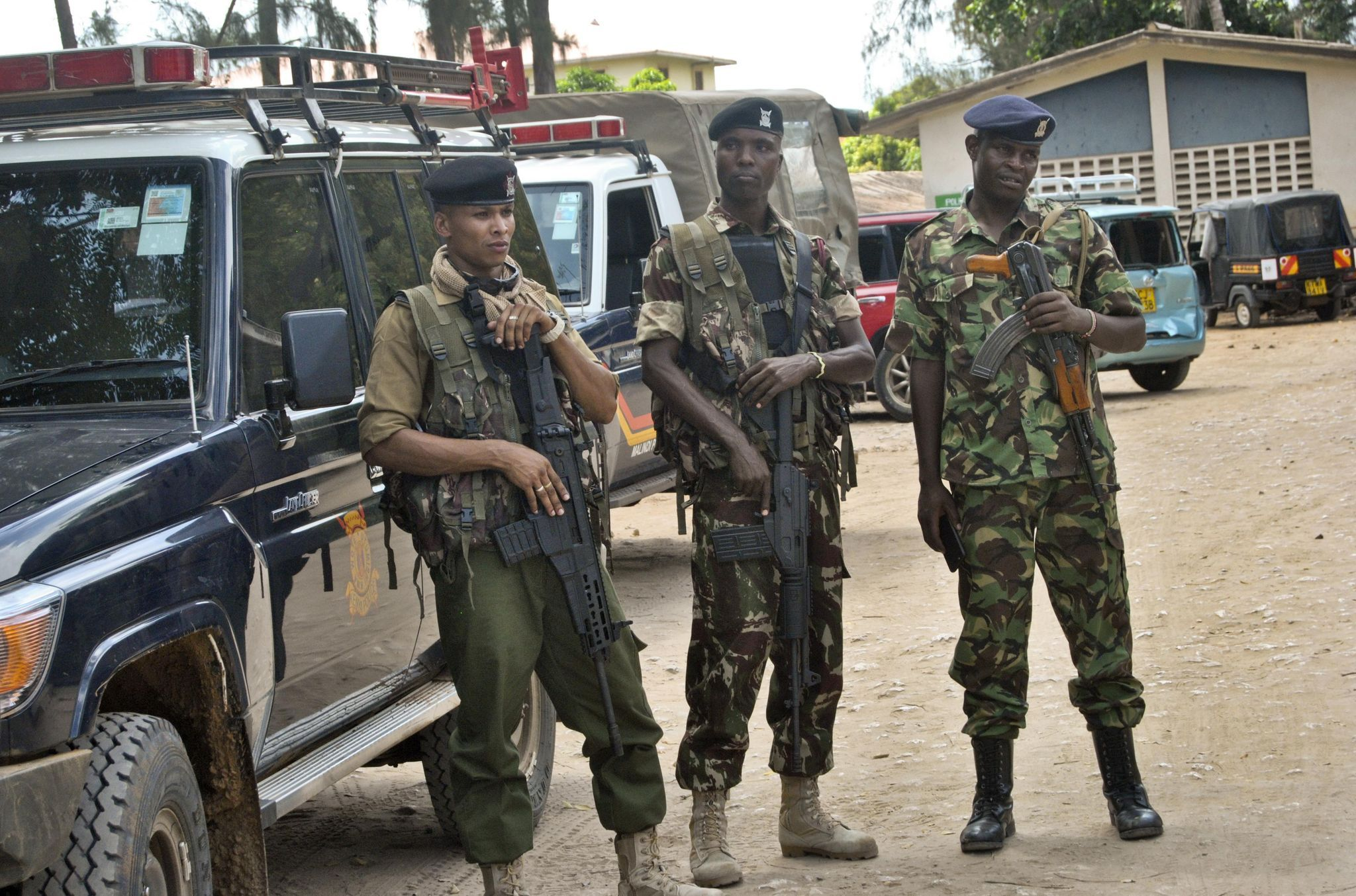 Kenya Holds Locals For Questioning Over Italian S Abduction This