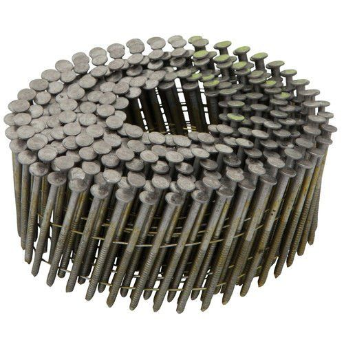 Bostitch C5r90bdss 13 4in 15 Degree Stainless Steel Coil Siding Nails 3600 Pk Continue To The Product Coil Ring Stainless Steel Nails Stainless Steel Rings
