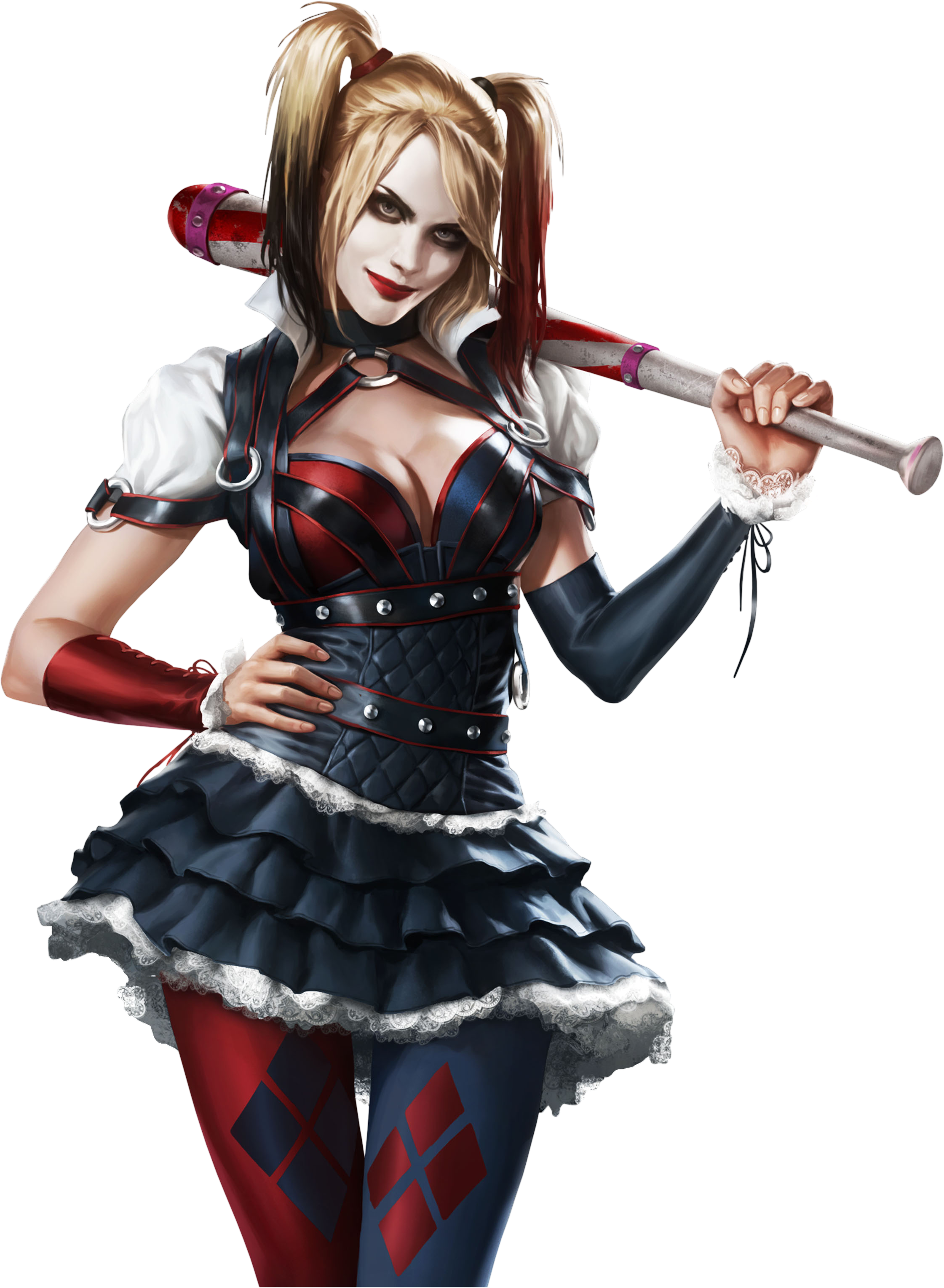 33be05532084 Batman  Arkham Knight - Harley Quinn by IvanCEs.deviantart.com ...