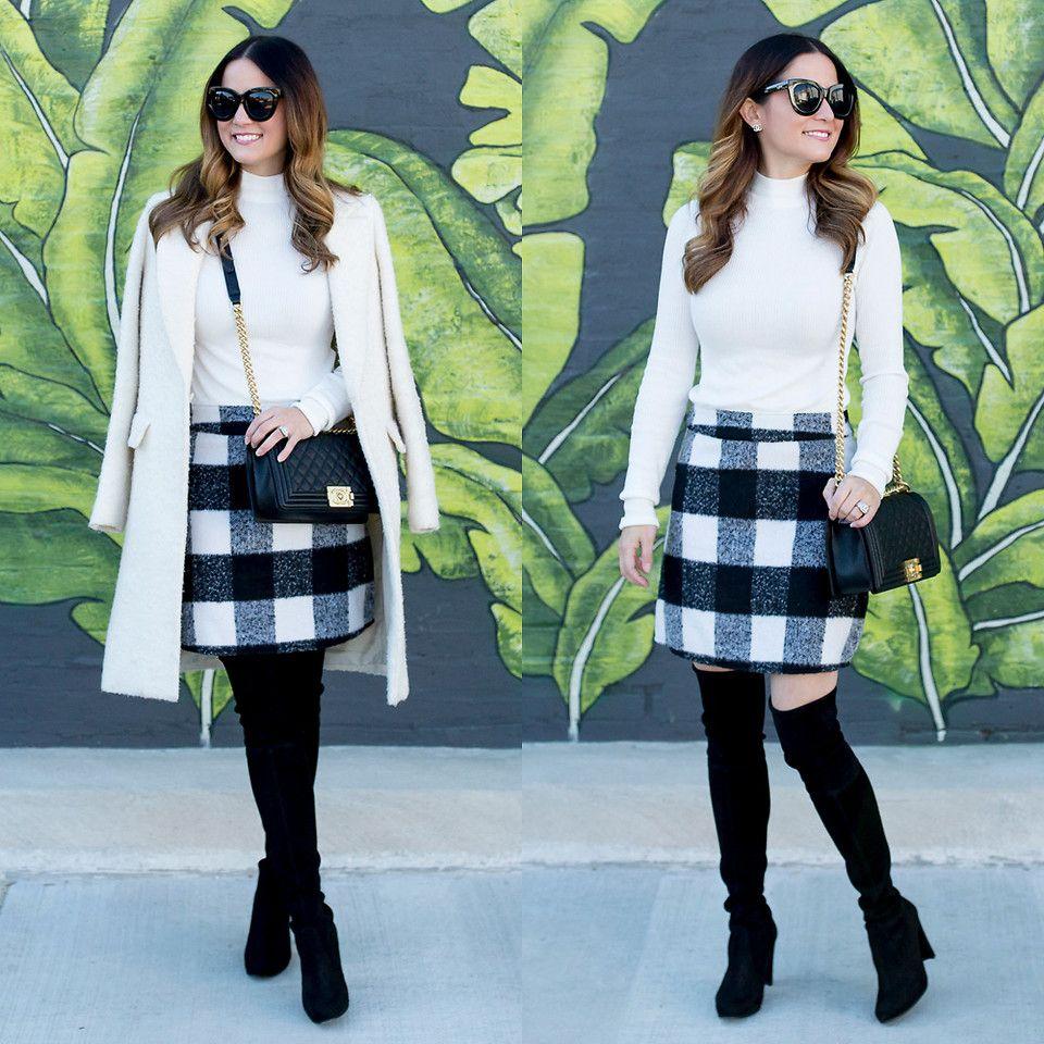 Jenn L. - Two in One Sweater Dress