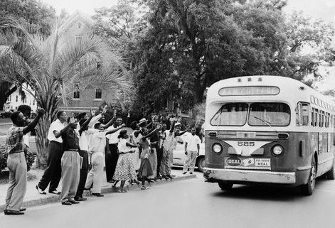 African American Students At Florida A M Boycott The Buses A