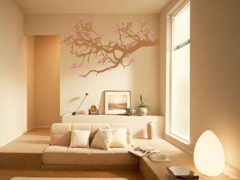Asiatische Möbel Für Effektvolle Einrichtung Wanddekor