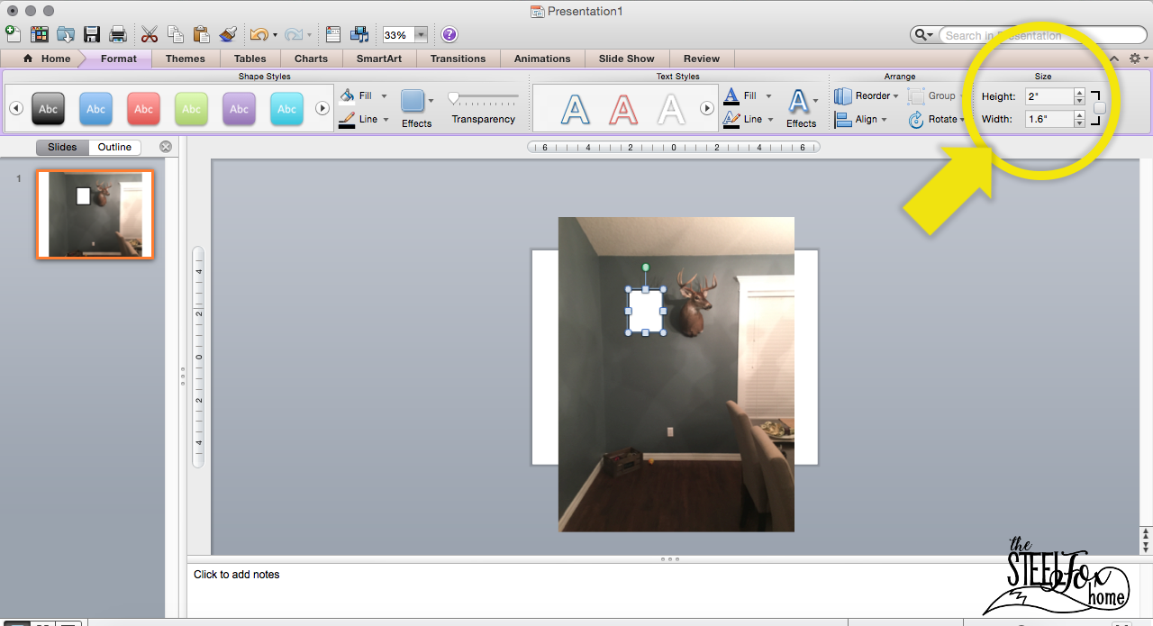 How To Use Power Point To Design A Room Decor Gallery Wall No Nail Holes Screenshot8 The Steel Fox H Interior Design Software Home Decor Interior Design School