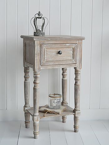 Fresh Richmond limed driftwood wood lamp or bedside table with drawer Range of living room furniture Photos - Simple Elegant Driftwood sofa Table Luxury