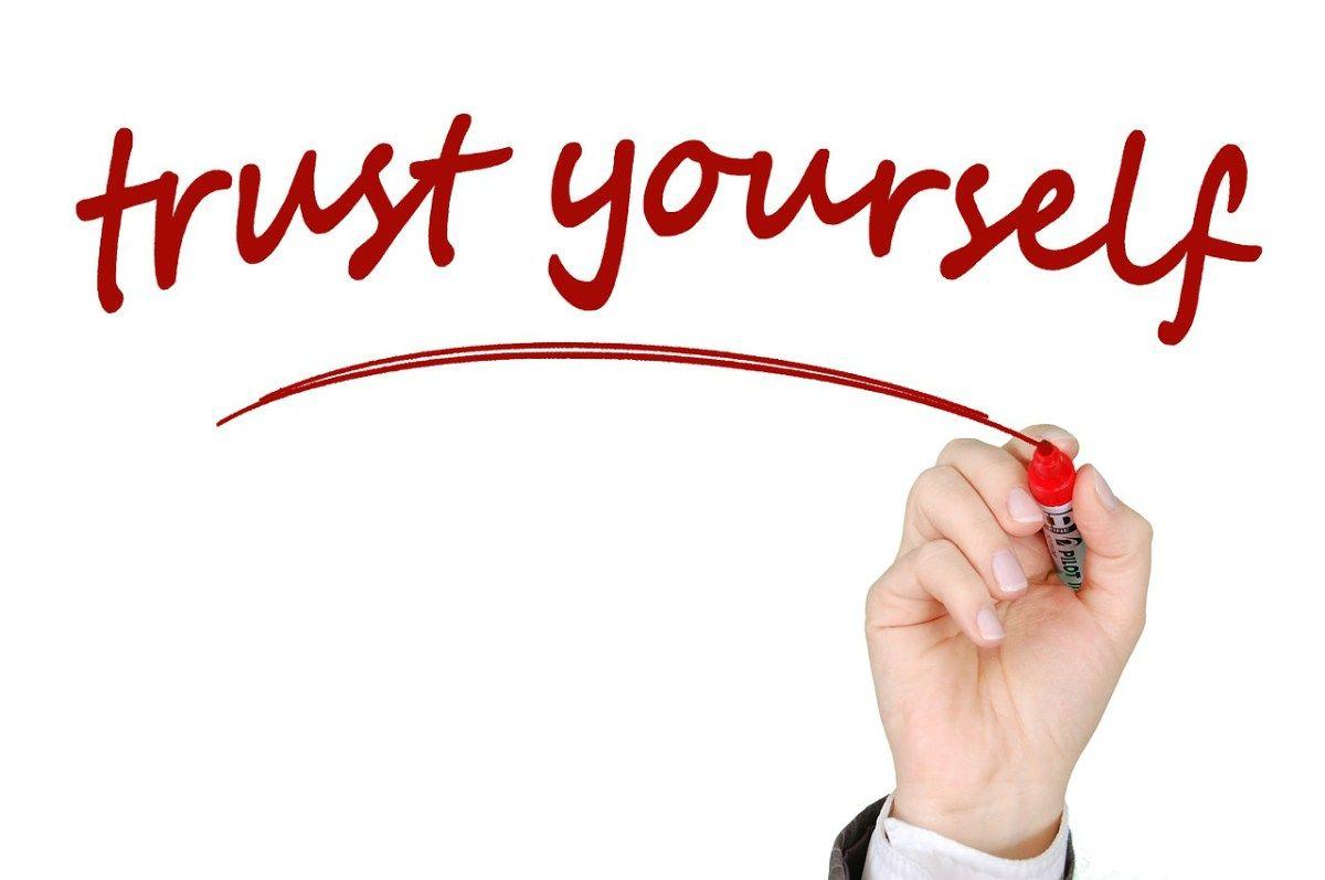 Cómo confiar en ti mismo