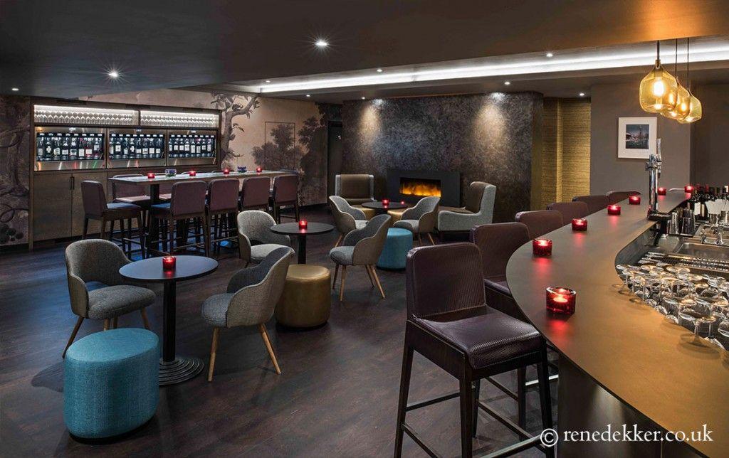M Restaurant Rene Dekker Interior Design