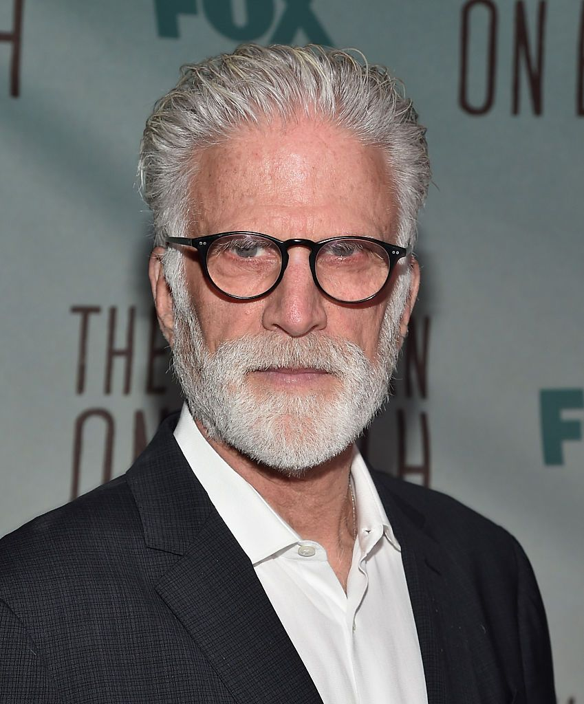 Without Beard Ted Danson