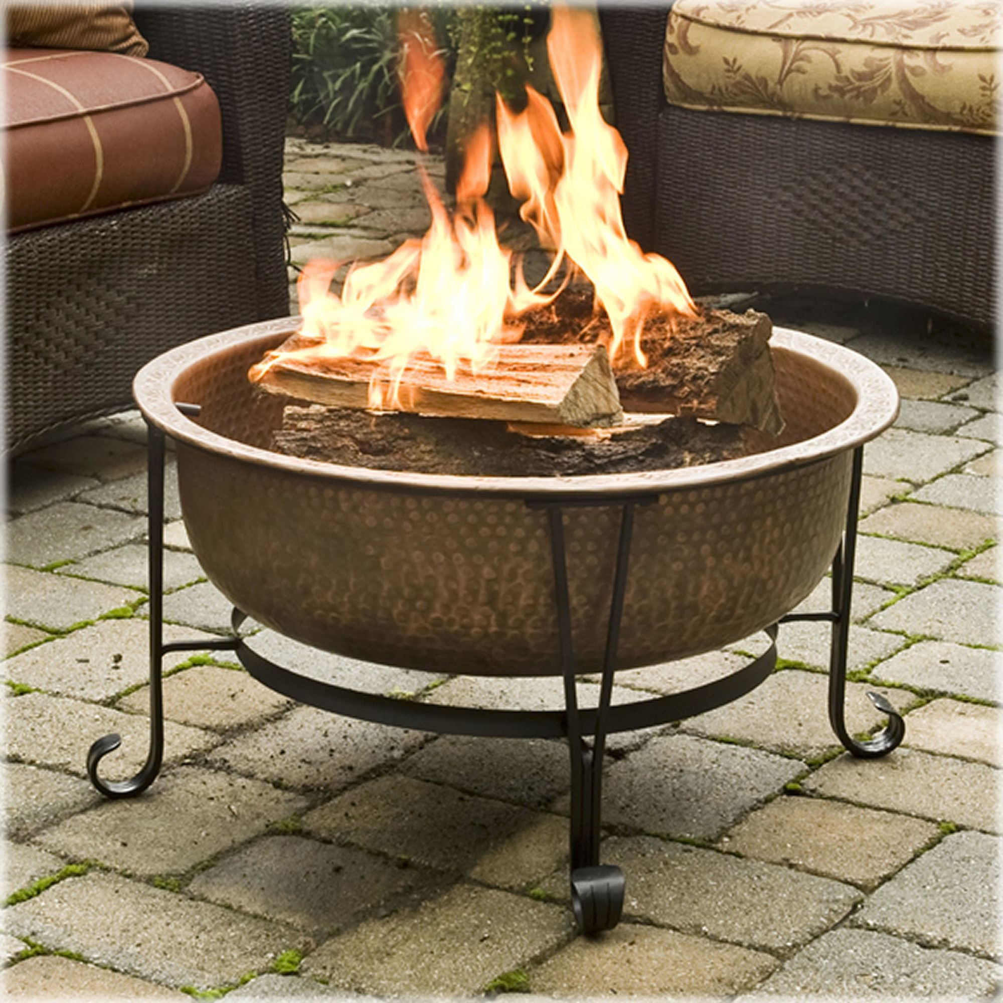 even though some of these portable fire pits are pretty big none of