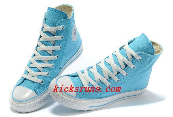 Overseas Edition Converse New Color Sky Blue Chuck Taylor