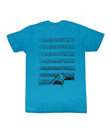Take a look at this Blue 'Jaws' The Musical Tee - Toddler & Kids by American Classics on #zulily today!
