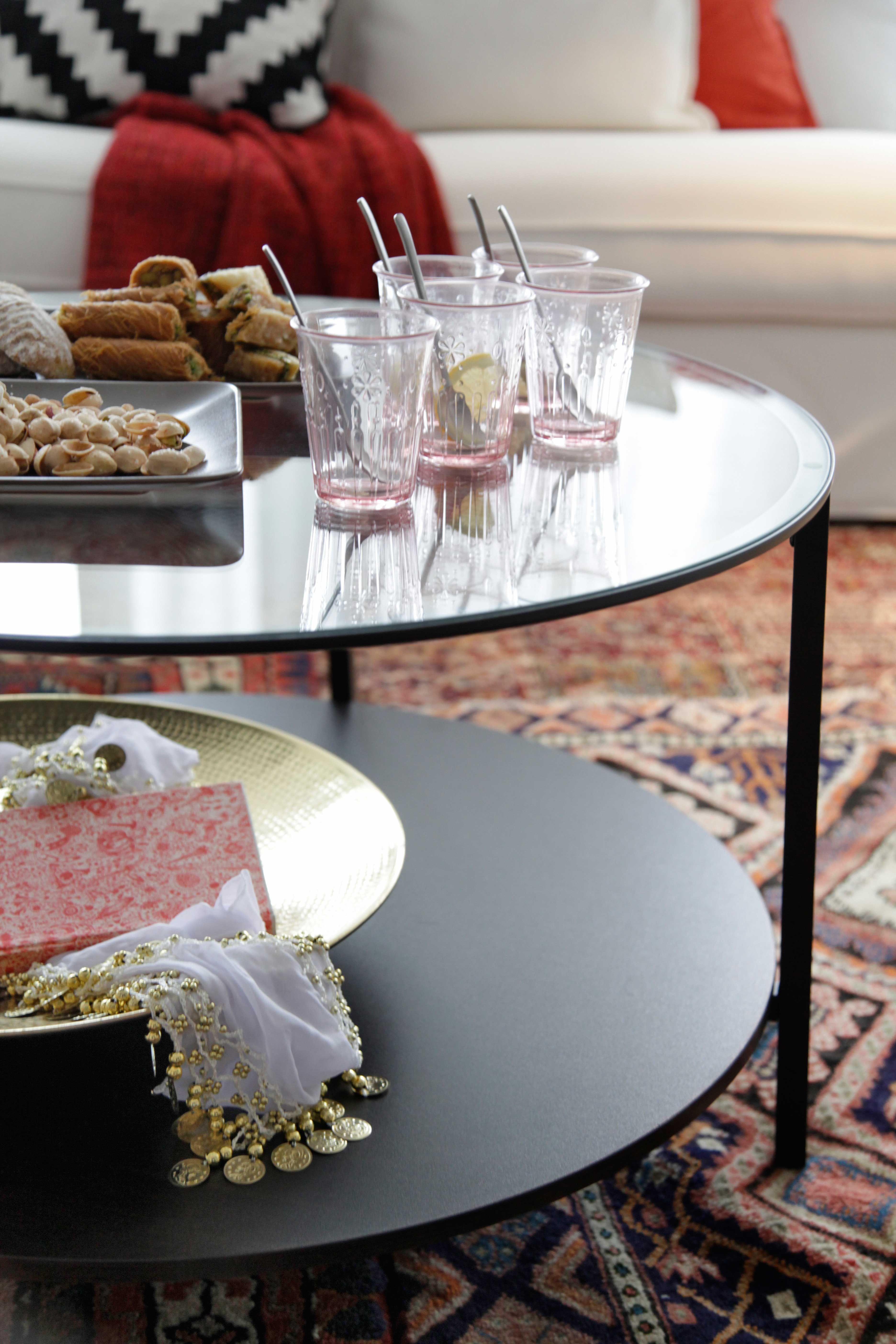 ikea sterreich inspiration wohnzimmer sitzecke couchtisch vittsj - Wohnzimmer Ikea Inspiration