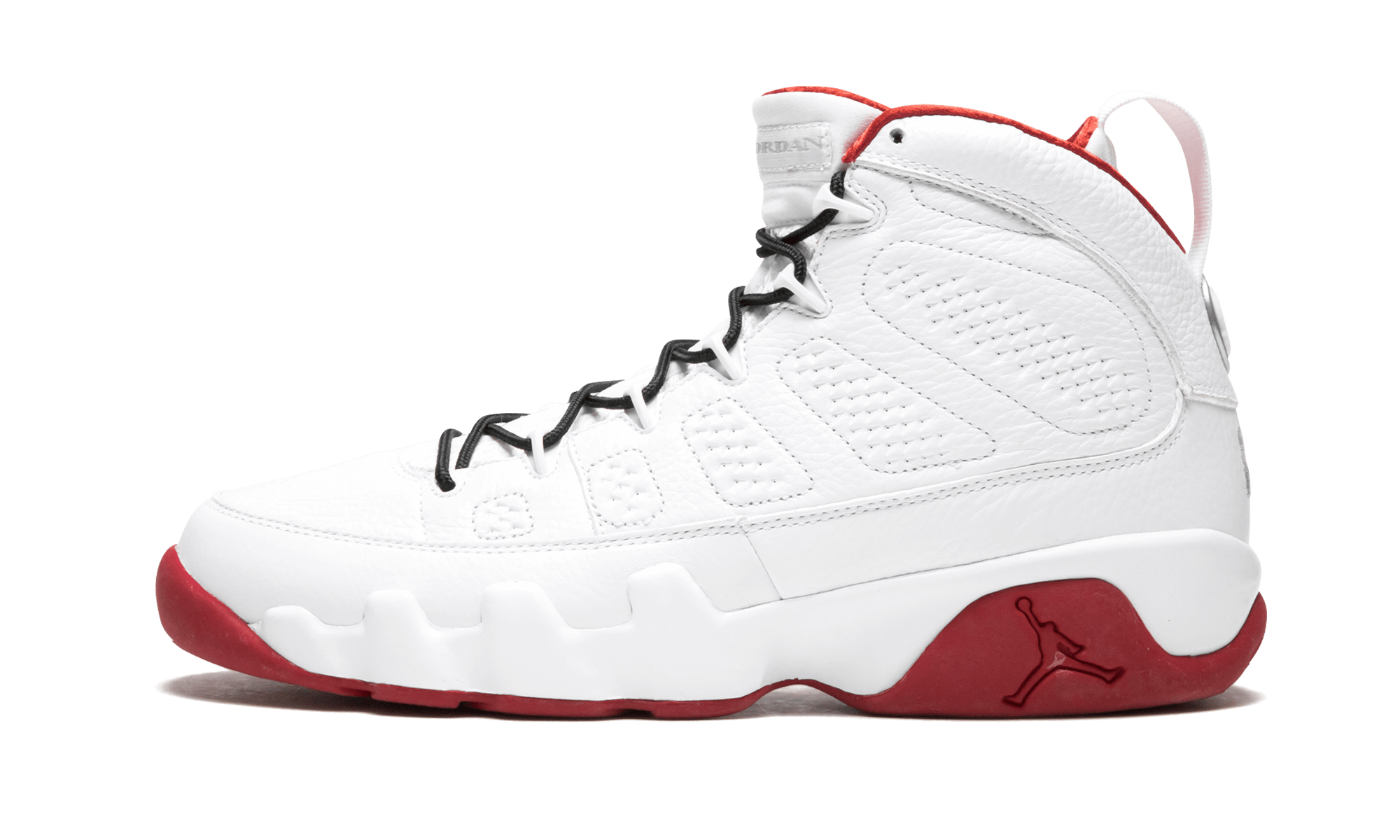 """finest selection 76b39 bc896 The Air Jordan 9 """"History of Flight"""" is a rare sample colorway that was"""