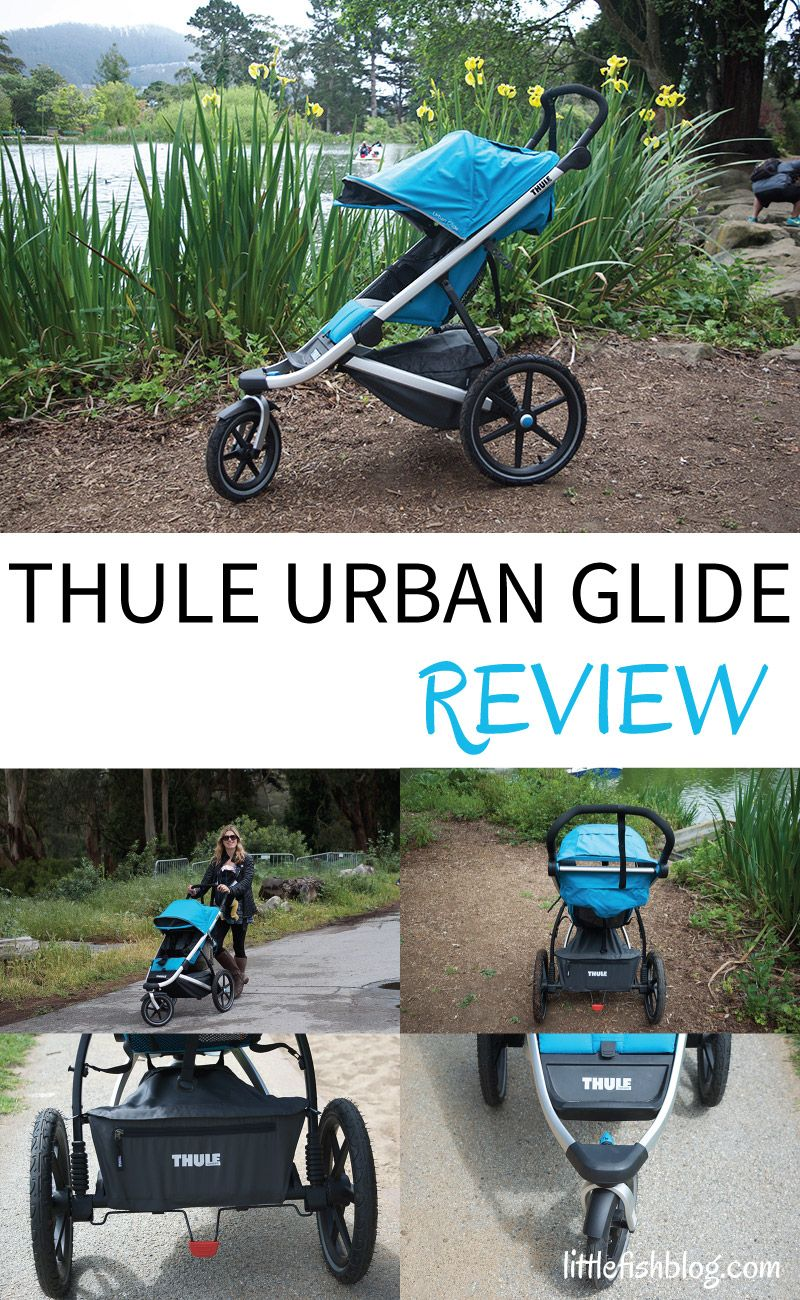 Review Thule Urban Glide New baby products, Thule